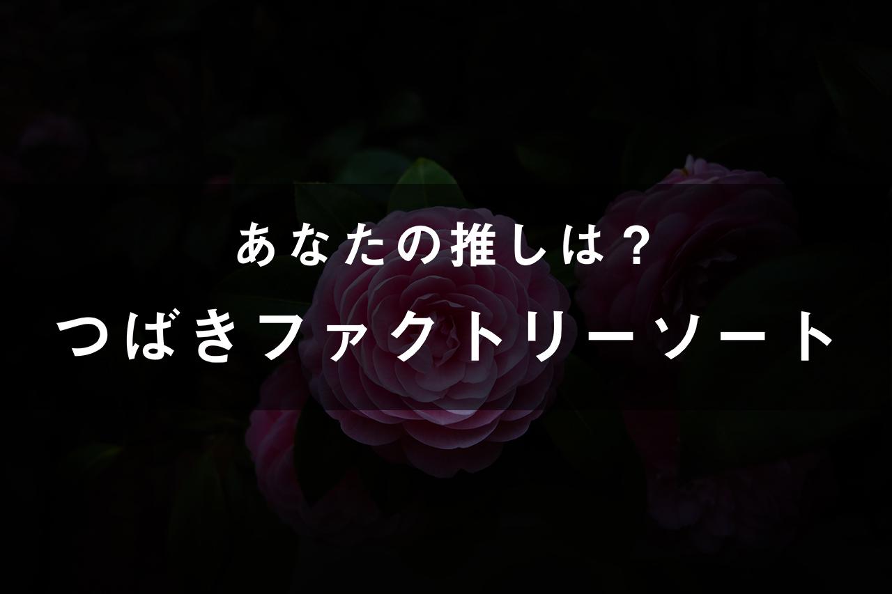 「つばきファクトリー」のメンバーソート(画像付き)